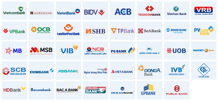List icon bank