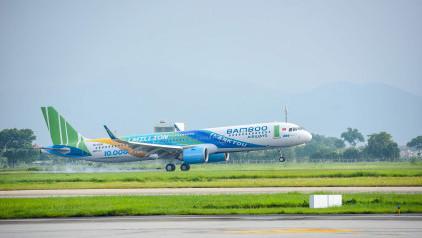 [Bamboo Airways] MUA 1 TẶNG 1 vé máy bay Hà Nội – Huế/Chu Lai/Tuy Hòa