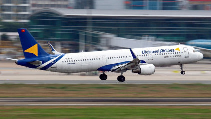 Cách kiểm tra mã đặt chỗ (code) vé máy bay hãng Vietravel Airlines