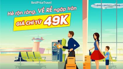 [Cập nhật mới nhất] Vé máy bay giá rẻ hè 2019