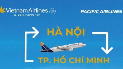 [CHỈ TỪ 59K] Bay Ngay Hà Nội - Hồ Chí Minh Cùng Pacific Airlines