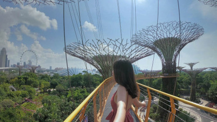 [9X REVIEW] Kinh nghiệm du lịch Singapore theo tour