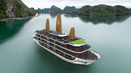 Du thuyền La Regina Legend - Nữ hoàng của vịnh Hạ Long