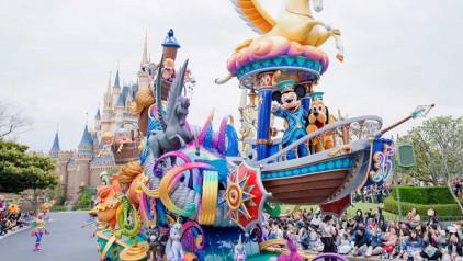 Giá vé Disneyland ở Tokyo là bao nhiêu?