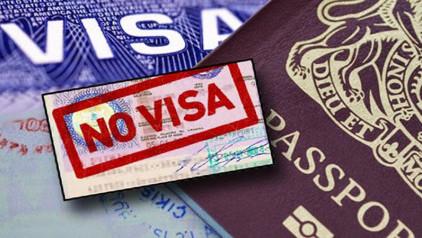 MỚI: Các nước không cần xin visa dành cho người từ Việt Nam