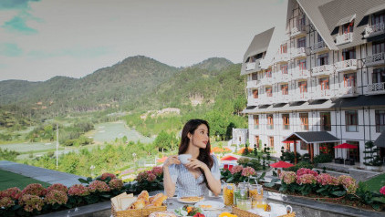 Review khách sạn Swiss Belresort Tuyền Lâm Đà Lạt – Khu nghỉ dưỡng trời  Âu