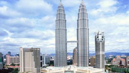 Tháp đôi Petronas có mất vé vào cửa không?