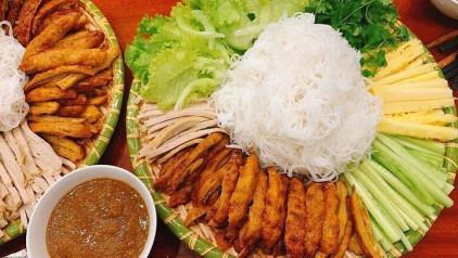 [Thổ Địa Chia Sẻ] 10 quán nem nướng ngon ở Nha Trang khiến