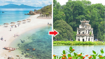 Thời gian bay từ Nha Trang đến Hà Nội mất bao lâu?