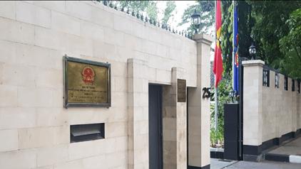 Thông tin liên hệ của Đại sứ quán Việt Nam tại Indonesia?