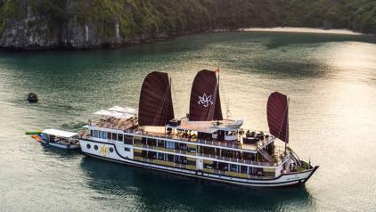 Top 10 tour du thuyền Hạ Long ĐƯỢC ĐẶT NHIỀU NHẤT