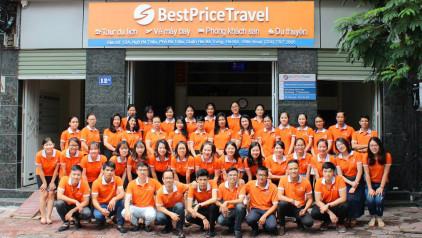 Tuyển dụng các vị trí hấp dẫn tại BestPrice Travel