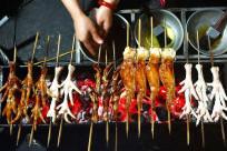 10 quán chân gà nướng ngon ở Hà Nội nhắc tới là thèm