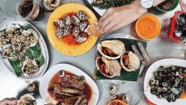 5 quán hải sản vỉa hè Hà Nội được lòng giới trẻ