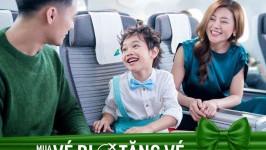 Bamboo Airways BAY THỎA THÍCH - MUA VÉ ĐI - TẶNG VÉ VỀ