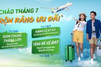 [Bamboo Airways] Chào Tháng 7, Rộn Ràng Ưu Đãi