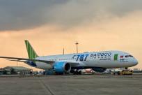 Bamboo Airways chính thức khai thác Boeing 787-9 Dreamliner