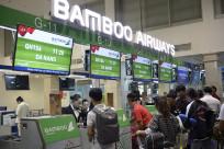 Bamboo Airways thông báo thay đổi lịch bay từ 01/09 - 26/10/2019