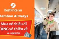 Bamboo Airways triển khai ưu đãi kích cầu MUA CHIỀU ĐI TẶNG CHIỀU VỀ và ngược lại