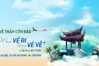 [Bamboo Airways] Về thăm Côn Đảo: MUA VÉ ĐI TẶNG VÉ VỀ