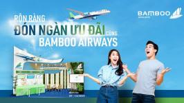 Vé máy bay giá rẻ Bamboo Airways chỉ từ 149k từ tháng 9 đến tháng 12/2019
