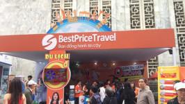 BestPrice tung hàng loạt chuyến du lịch 0 đồng trong ngày đầu tại VITM 2019