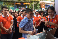 BestPrice bùng nổ giải thưởng DU LỊCH 0 ĐỒNG trong ngày thứ 3 của hội chợ VITM