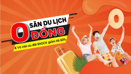 [HOT] SĂN DU LỊCH 0đ cùng BestPrice tại Hội chợ Du lịch quốc tế VITM 2019