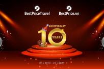 BestPrice kỷ niệm 10 năm thành lập công ty
