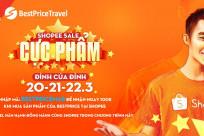 BestPrice Travel hân hạnh đồng hành cùng Shopee Online Shopping Day