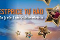BestPrice tự hào là đại lý cấp 1 của hãng hàng không Vietnam Airlines