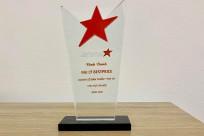 BestPrice vinh dự đạt TOP 10 đại lý xuất sắc nhất của Jetstar Pacific