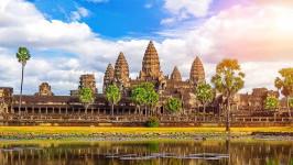 Vietnam Airlines bất ngờ tăng chuyến bay đi Siem Reap (Campuchia)