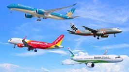 Các hãng máy bay (hãng hàng không) của Việt Nam