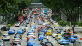 Các phương tiện di chuyển ở Singapore