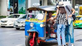 Các phương tiện di chuyển ở Thái Lan