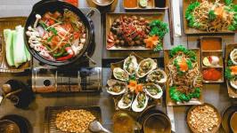 Các quán hải sản ở Hà Nội ngon quên lối về