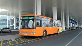 Các tuyến xe bus đi sân bay Nội Bài