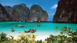 Cách di chuyển từ Bangkok tới Krabi