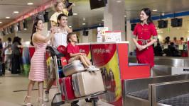 Cách mua hành lý ký gửi Vietjet online