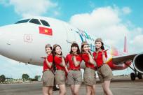 Cách săn vé máy bay giá rẻ hãng Vietjet Air