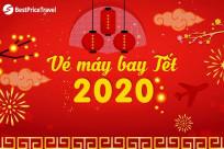 Cập nhật bảng giá vé máy bay Tết 2020 thời điểm tháng 8