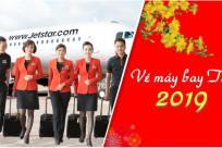 Cập nhật giá vé máy bay Tết 2019 của Jetstar Pacific