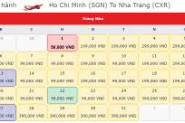 CẬP NHẬT MỚI: vé máy bay giá rẻ chỉ từ 58k hè 2017