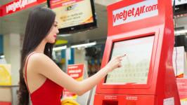 Check in online Vietjet có cần in vé không?