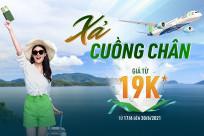 [CHỈ TỪ 19K] Cùng Bamboo Airways Xả Cuồng Chân