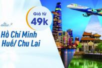 [CHỈ TỪ 49K] Bamboo Airways mở bán đường bay TP. Hồ Chí Minh – Huế/Chu Lai