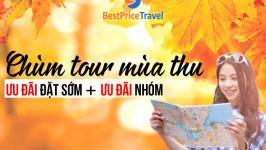 Những tour du lịch mùa thu không thể bỏ qua