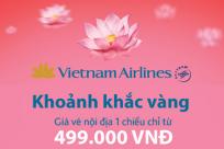 Chương trình Khoảnh khắc Vàng của Vietnam Airline
