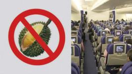 Có được mang sầu riêng lên máy bay không?